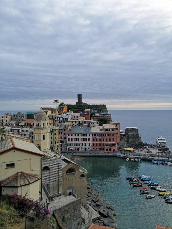 Portovenere e le Cinque Terre