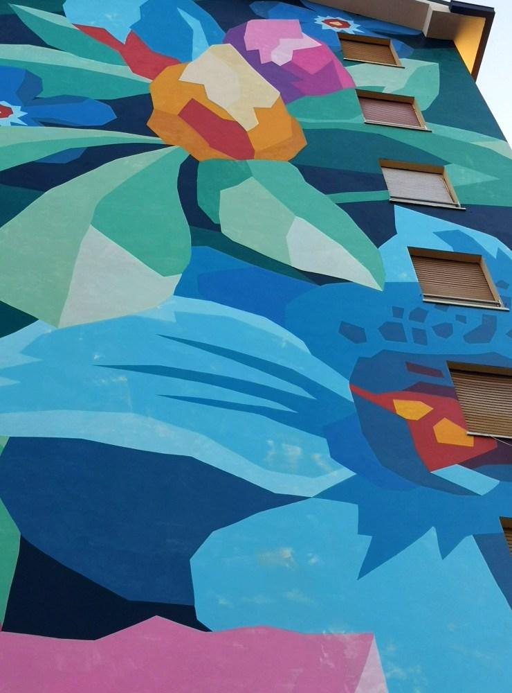 Murales belli a Milano